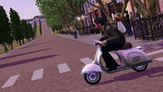 223904-TS3 WorldAdventure France Scooter
