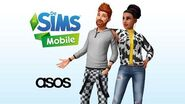 ASOSxDeSimsMobile Modeshow Officiële Trailer