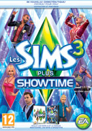 Jaquette Les Sims 3 Plus Showtime