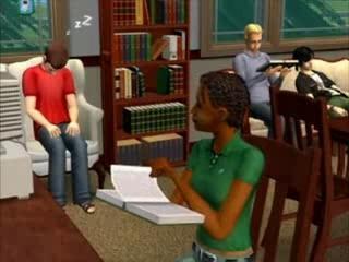 Les Sims 2 Académie - Trailer 2