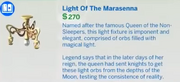 Light of The Marasenna