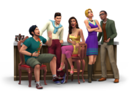 TS4 Render Sims