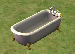 Ts2 you got feets bathtub