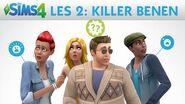 De Sims 4 Academy Les 2 Creëer-een-Sim, Killer Benen