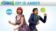 De Sims 4 Het is Amber - Maffe Verhalen Officiële trailer