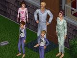 Hatfield family
