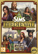 Jaquette Les Sims Medieval Deluxe