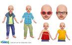 Les Sims 4 Bambins Concept art Kim Truong 2