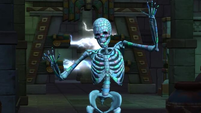 Skeleton The Sims Wiki Fandom Powered By Wikia