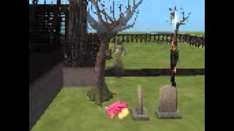 The Sims 2 Death by Fright