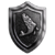 Badge Argent Pêche
