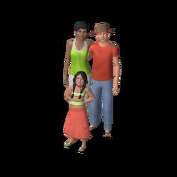 Hamada familie