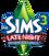 Los Sims 3 - Al caer la noche (Logo Alemana)