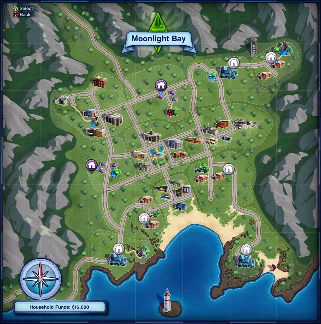 Карты для sims 3 играть игровые автоматы поросята джек пот