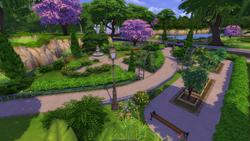 Pendula View - Garden