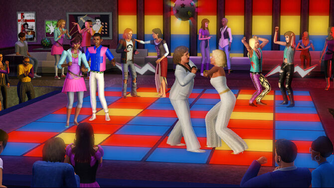 TS3DCS Gallery 5. The Sims 3  70s  80s    90s Stuff   The Sims Wiki   FANDOM powered