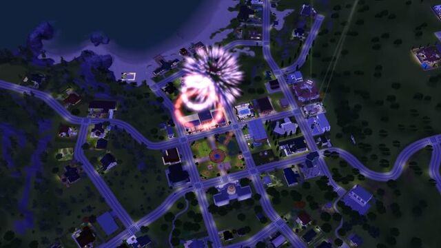 File:TS3 fireworks over sunset valley.jpg