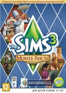 The Sims 3 Monte Vista Cover (Russian)