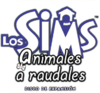 Los Sims Animales a raudales Logo