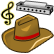 Sims 3 De cine música Fav-Del Oeste