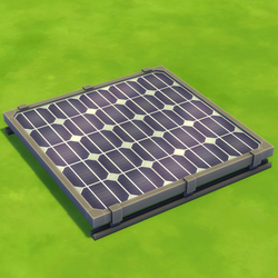 TS4 Solar Panel - Roof