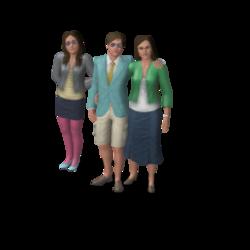 DeLuca familie