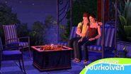 De Sims 3 Buitenleven Accessoires Trailer HQ
