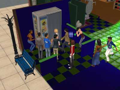 2018 Simulator Bgr No Sims Dating Blur