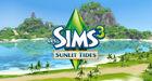 Sunlit Tides - Les Sims 3 Store (Logo)