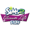 The Sims 2 Glamour Life Stuff Logo