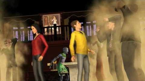 "The Sims 3 Мир приключений - Matt and Kim ""Daylight"""