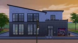 Grungy Warehouse