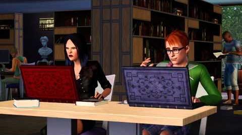 Les Sims 3 - Vie Citadine (Kit d'objets)