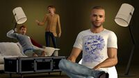 Les Sims 3 Diesel 11