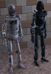 SimBots inventés