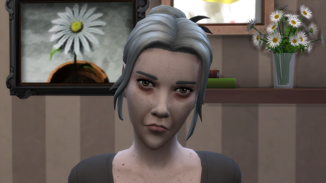 TS4 Deirdre with Hubertus 1