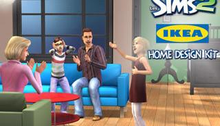 Bande-annonce Les Sims 2 IKEA Home Design