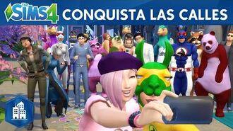 Los Sims 4 Urbanitas tráiler oficial de lanzamiento