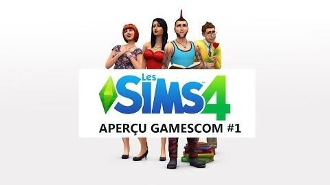 The Sims 4 Gamescom video preview 1