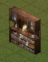 Ts1 ornery owl pioneer bookcase