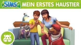 Die Sims 4 Mein erstes Haustier-Accessoires Offizieller Trailer
