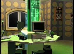 Doctor Who - The Sims 3 TARDIS