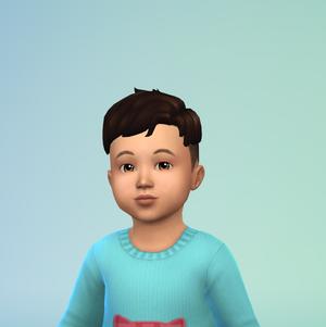 Elias lincoln-croft toddler