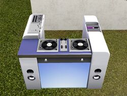 Freestyle DJ Booth