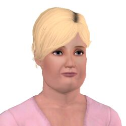 Headshot of Carol