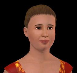 Jolanda Vrijevogel (De Sims 3)