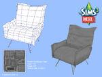 Les Sims 3 Diesel Concept art 2