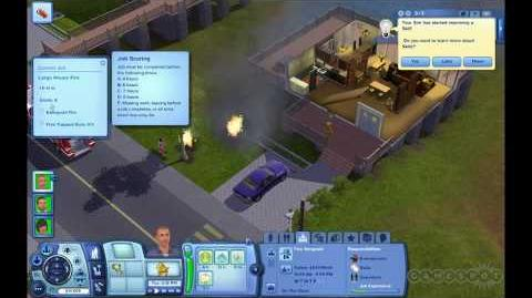 The Sims™ 3 Ambitions - GameSpot Gameplay