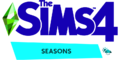 The Sims 4 Seasons Logo