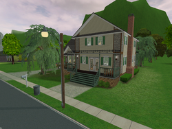 110 Woodland Drive - Exterior
